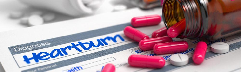 Heartburn pills