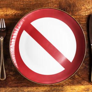 forbidden foods